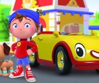 Oui-Oui, enquêtes au Pays des jouets - S2 E2 : L'affaire du monstre aux choux