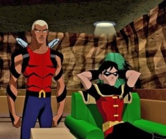 Young Justice - S1 E10 : Cibles